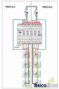 Nombre De Prise Par Disjoncteur : cablage txa207 disjoncteurs etc ~ Premium-room.com Idées de Décoration