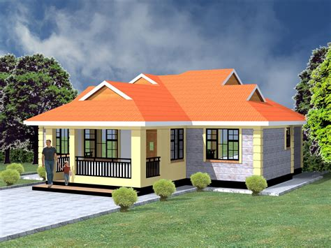 bedroom bungalow house check details  hpd consult