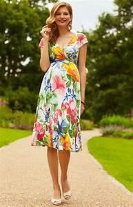 Alessandra Dress Short Hawaiian Breeze Maternity Wedding