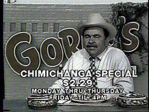 Gordo's Mexicateria Commercial - Do You Like Chimichangas ...