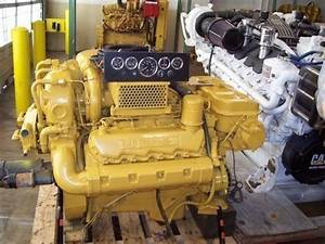 Cat 3208 Used Engines For Sale