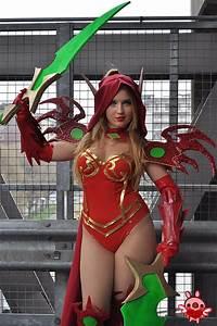 Valeera sanguinar cosplay by ValeeraHime on DeviantArt