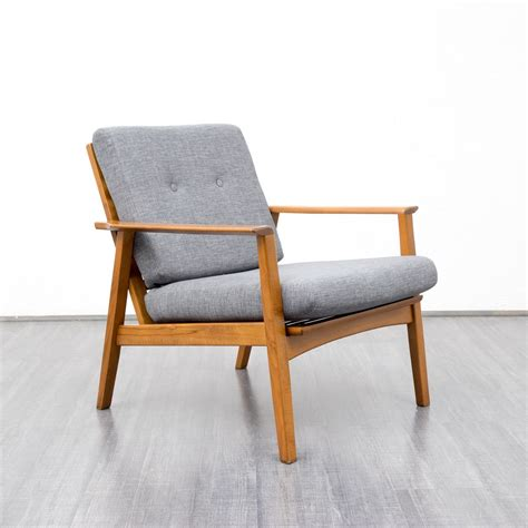 Armchair Uk Sale by Vintage Beechwood Grey Armchair For Sale At Pamono