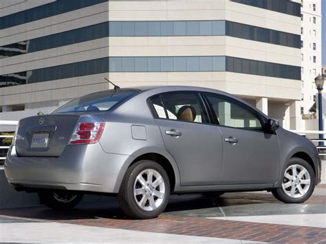 Nissan Sentra Generations by Nissan Sentra Generations Technical Specifications And
