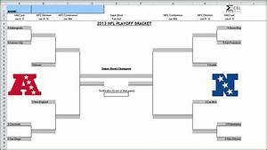 nfl playoff bracket template images With nfl playoff bracket template