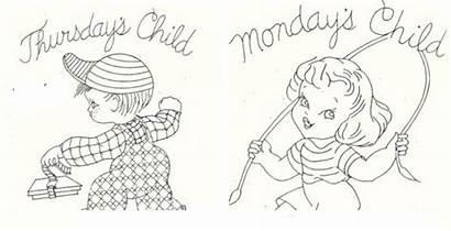 Child Sad Coloring Sour Pages Monday Famlii