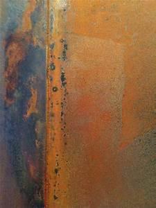 Peinture A Effet Metal : les 25 meilleures id es concernant peinture effet rouille ~ Dailycaller-alerts.com Idées de Décoration