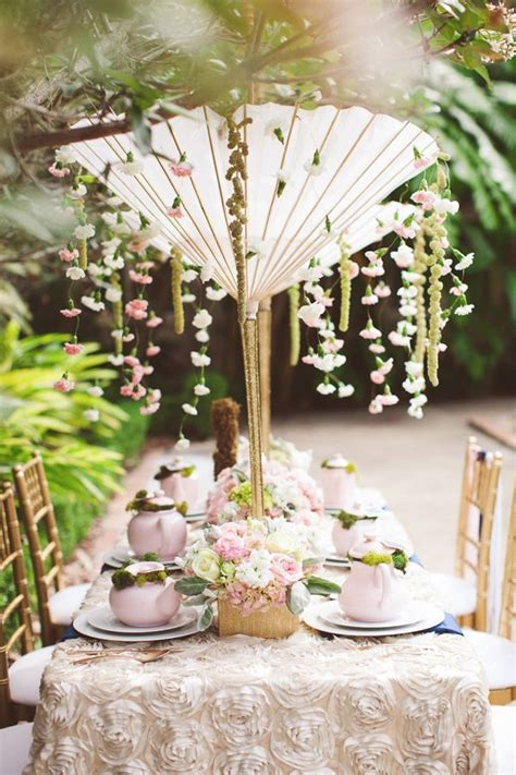 french garden bridal ideas  southern grace