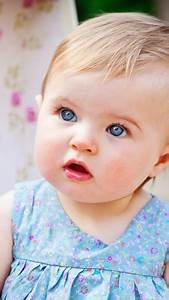 Wallpapers Cute Baby Girl With Beautiful Blue Eye ...