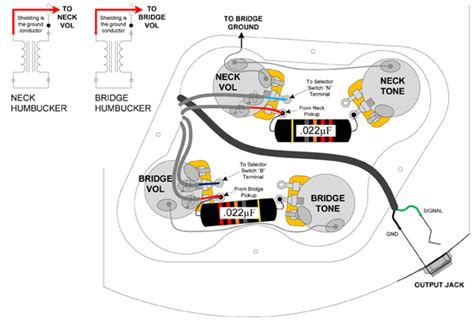 wiring diagram les paul wiring diagram