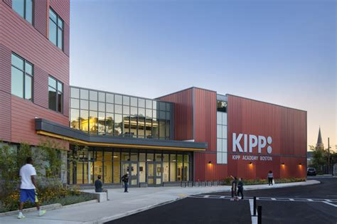 Am Knipp by Kipp Academy Boston Arrowstreet
