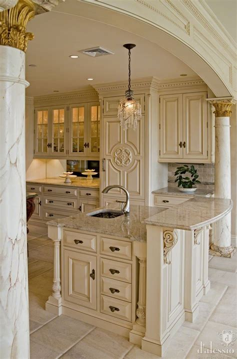 kitchen cabinet columns kitchen cook up a in these 7 glamorous 2421
