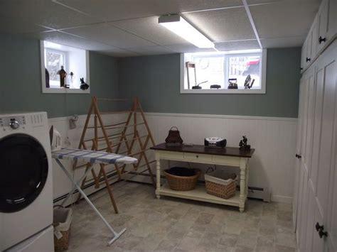 basement laundry room ideas basement laundry room
