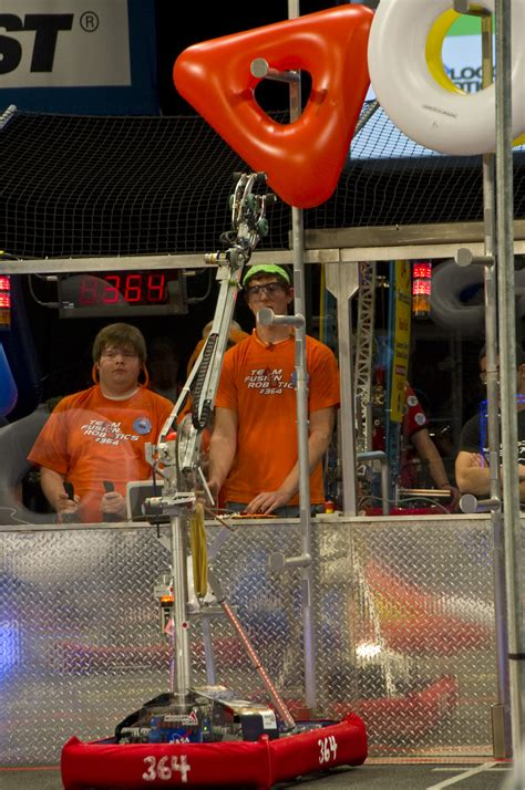NASA - Louisiana, Mississippi Teams Compete in Robotics Event