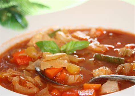 cuisine bruleuse de graisse soupe au chou brûleuse de graisses cuisiner c 39 est facile