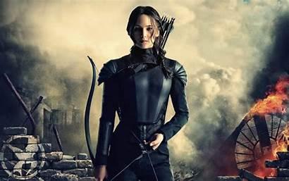Hunger Katniss Games Mockingjay Everdeen Wallpapers Laptop