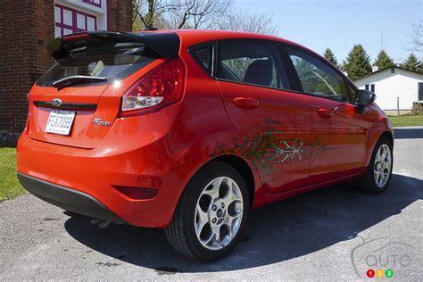 2012 Ford Fiesta Hatchback Ses