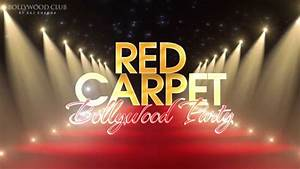 Red Carpet Event Invitation Red Carpet Bollywood Party