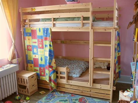 canopy bed curtain bunk bed