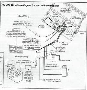 Kwikee Electric Step Wiring Diagram