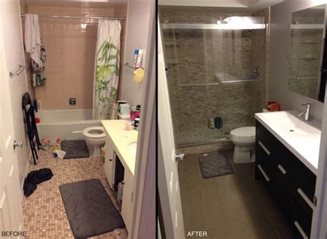 small bathroom remodel recap costs designs