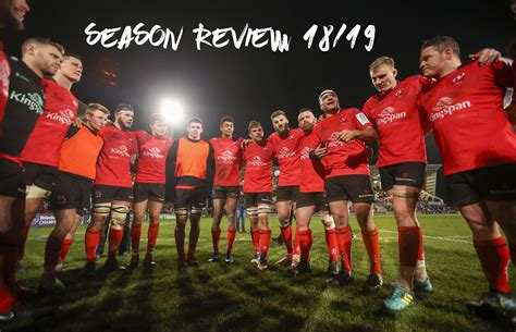 ulster rugby  season review