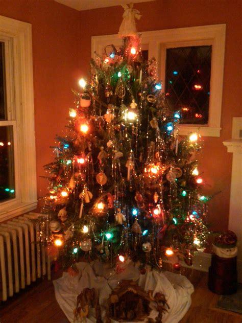 christmas tree sparklier musings   den mother