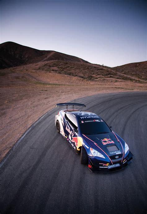 550 hp Genesis Coupe Drift Car Unveiled - autoevolution