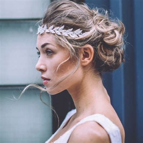 les plus beaux accessoire cheveux de mariage