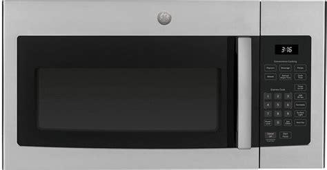 ge   range microwave oven stainless steel jvmrfss spencers tv appliances