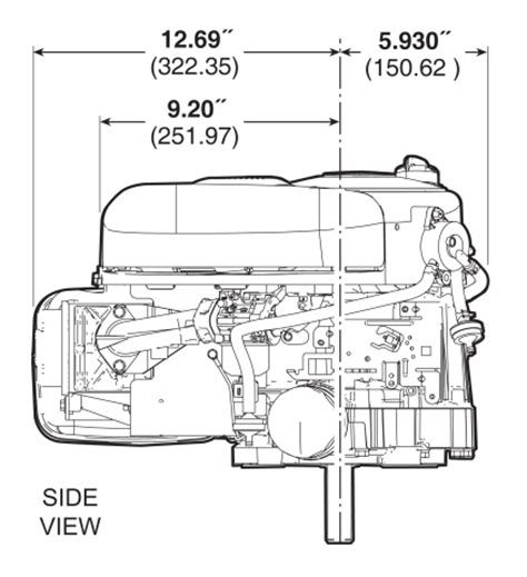 can i use another brand engine to replace my honda gxv390 da23 engine a honda commercial 48