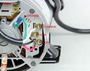 Emerson Electric Motor Wiring Diagram
