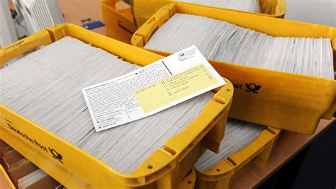 Probleme Mit Der Post Zehntausende Warten Auf Ihren