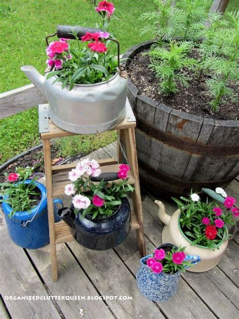 brilliant ways  decorate  garden  simple kitchen