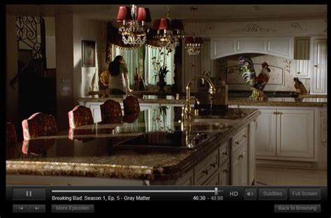Gretchen's Kitchen From Breaking Bad  Rocky Mountain Stone