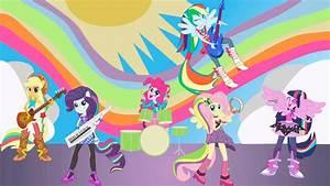 Foto de My Little Pony: Equestria Girls - Rainbow Rocks ...