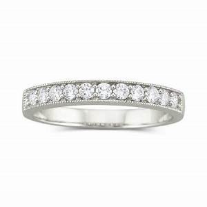 diamonartr cubic zirconia wedding ring jcpenney With jc penny wedding rings