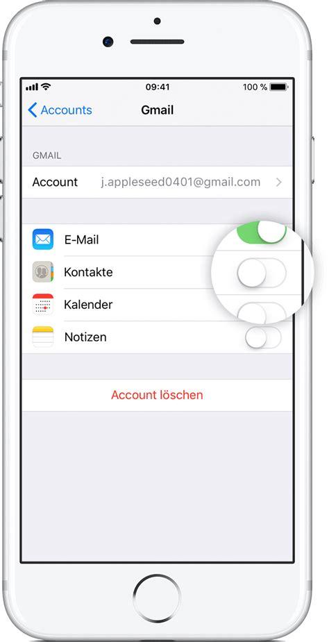 how to delete contacts from iphone 5 kontakte auf ihrem iphone oder ipod touch verwalten 3286