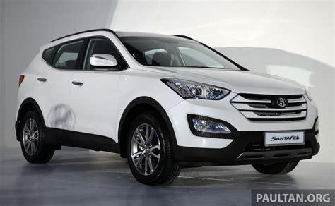 Hyundai Santa Fe Launched In Malaysia