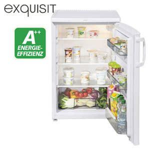 kühlschrank mit eiswürfelbereiter 60 cm breit exquisit ks 17 5 rv a vollraum k 252 hlschrank im real angebot