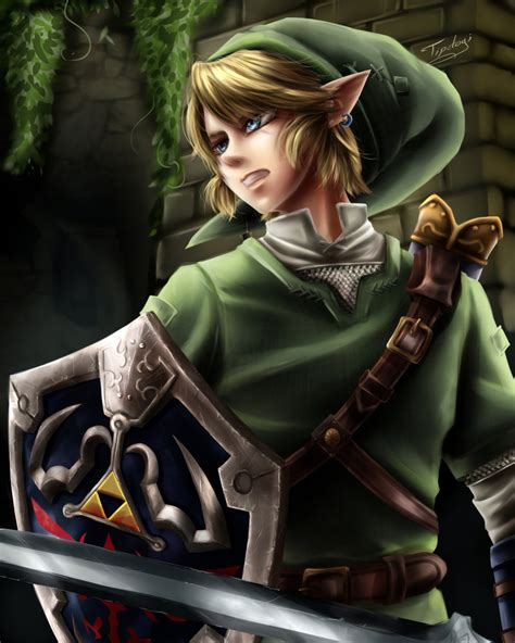 Link Fan Art The Legend Of Zelda Fan Art 38289751