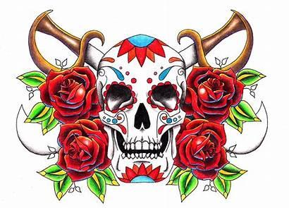 Tattoo Skull Gangster Designs Tattoos Gangsta Wallpapers