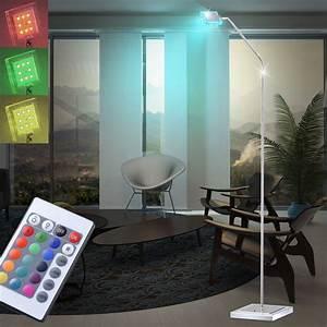 Fernbedienung Für Lampen : luxus stehleuchte mit fernbedienung f r den wohnraum daan rgb lampen m bel innenleuchten ~ Orissabook.com Haus und Dekorationen