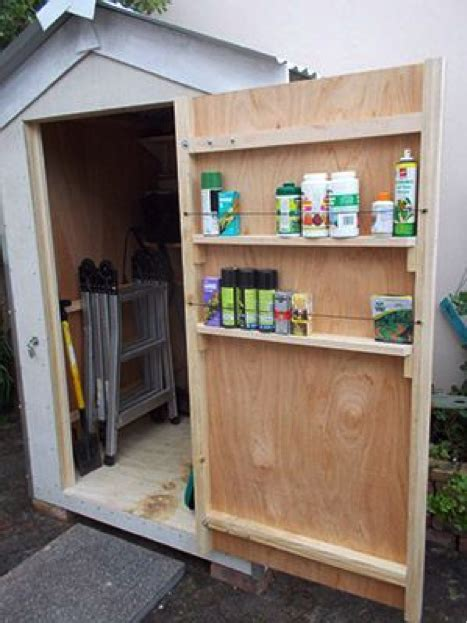 garden shed storage ideas image result for shed organization shed pinterest organizations woodworking and you ve