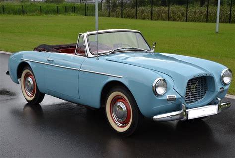 Volvo P1900 cabriolet 1956-1957
