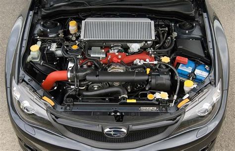 subaru cosworth impreza engine the car enthusiast image gallery 2010 subaru cosworth