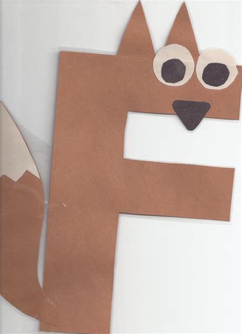 miss maren s monkeys preschool f is for fox oct 26th 490 | F letter fox