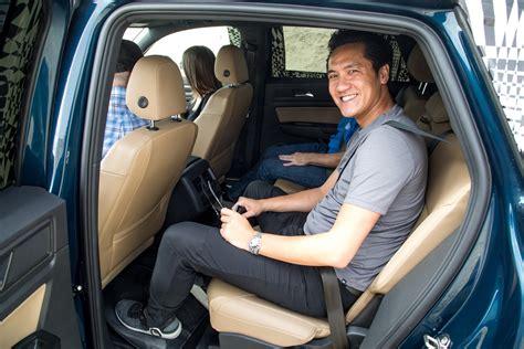 volkswagen atlas cross sport prototype  drive