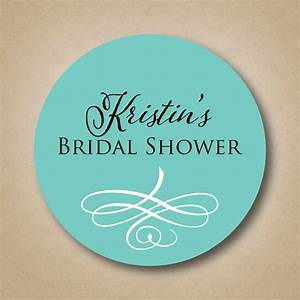 personalized bridal shower favor stickers custom wedding With custom stickers for wedding favors