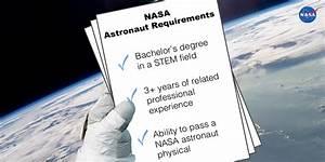 Comment devenir astronaute ? La NASA casse le mythe